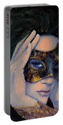 The Last Secret Portable Battery Charger by Dorina  Costras