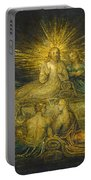 The Last Supper Portable Battery Charger by William Blake