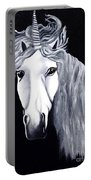 The Last Unicorn Portable Battery Charger