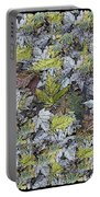 The Leaf Pile Portable Battery Charger