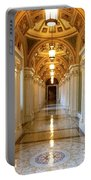 The Library Of Congress Jefferson Building Portable Battery Charger