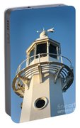 The Lighthouse At Mevagissy Portable Battery Charger