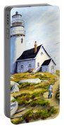 The Lighthouse Keeper Portable Battery Charger