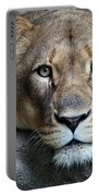 The Lion Queen Portable Battery Charger