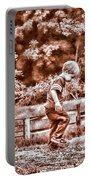 The Little Boy Portable Battery Charger