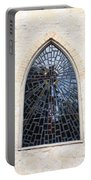 The Little Church Window Portable Battery Charger