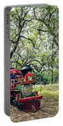 The Little Engine That Could - City Park New Orleans Portable Battery Charger