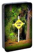 The Living End Portable Battery Charger