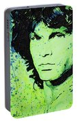 The Lizard King Portable Battery Charger by Chris Mackie