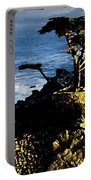 The Lone Cypress Carmel California Portable Battery Charger