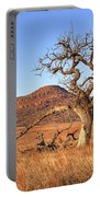 The Lone Tree Portable Battery Charger