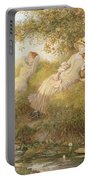 The Lotus Eaters, 1893 Portable Battery Charger