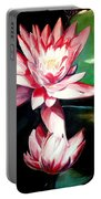 The Lotus Portable Battery Charger