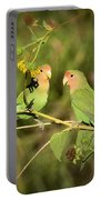 The Lovebirds  Portable Battery Charger