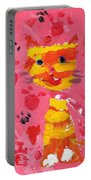The Lucky Cat Portable Battery Charger