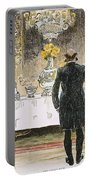 The Lucky Rich, 1896 Portable Battery Charger