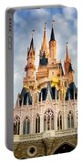 The Magic Kingdom Portable Battery Charger