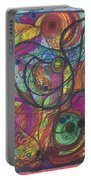 The Magnificence Of God Portable Battery Charger