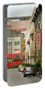 The Majestic Theater Chinatown Singapore Portable Battery Charger