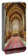 The Marble Church Interior Portable Battery Charger