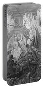 The Mariner Sees The Band Of Angelic Spirits Portable Battery Charger
