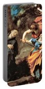The Martyrdom Of Four Saints Portable Battery Charger