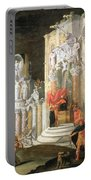 The Martyrdom Of St. Catherine, 17th Portable Battery Charger