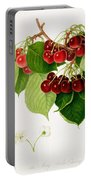 The May Duke Cherry Portable Battery Charger