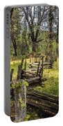 The Meadow Fence Portable Battery Charger