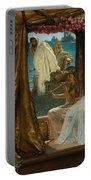 The Meeting Of Antony And Cleopatra  41 Bc Portable Battery Charger