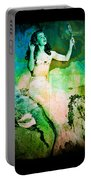 The Mermaid Mirror Portable Battery Charger