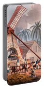 The Millyard, From Ten Views Portable Battery Charger by William Clark