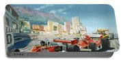 The Monaco Grand Prix Portable Battery Charger