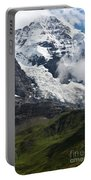 The Monk - Swiss Bernese Alps Portable Battery Charger