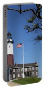The Montauk Point Lighthouse Portable Battery Charger