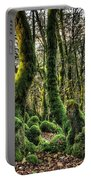 The Mossy Creatures Of The  Old Beech Forest 1 Portable Battery Charger