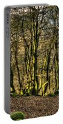 The Mossy Creatures Of The  Old Beech Forest 4 Portable Battery Charger