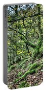 The Mossy Creatures Of The  Old Beech Forest 5 Portable Battery Charger