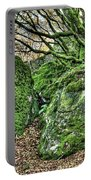 The Mossy Creatures Of The Old Beech Forest Portable Battery Charger