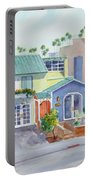 The Most Colorful Home In Belmont Shore Portable Battery Charger