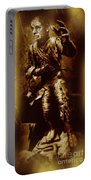 The Mummy Document Portable Battery Charger by John Malone