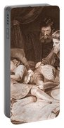 The Murder Of The Princes In The Tower Portable Battery Charger
