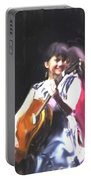 The Music Of Norah Jones Portable Battery Charger
