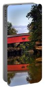 The Narrows Covered Bridge 5 Portable Battery Charger