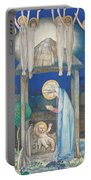 The Nativity Portable Battery Charger by Edward Reginald Frampton