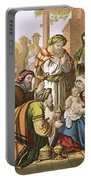 The Nativity Portable Battery Charger by English School