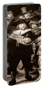 The Night Watch By Rembrandt Portable Battery Charger