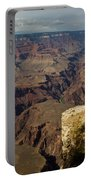 The Nooks And Cranies Of The Grand Canyon Portable Battery Charger