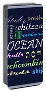 The Ocean Is... Portable Battery Charger