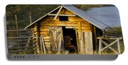The Old Barn Portable Battery Charger